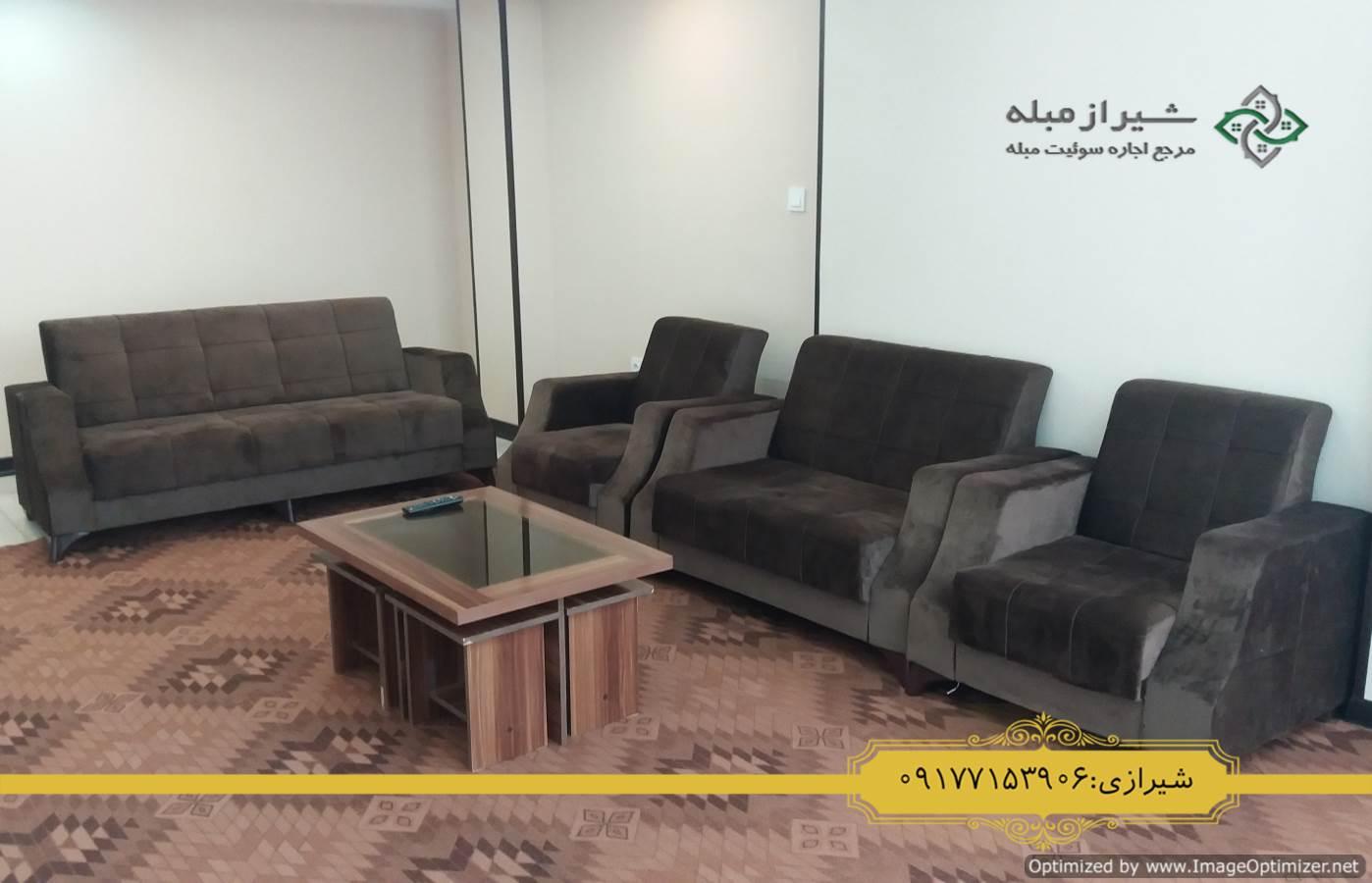 آپارتمان مبله در شیراز