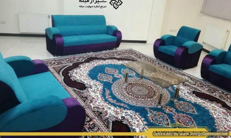 اجاره آپارتمان مبله در شیراز چهارراه ادبیات
